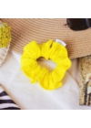Scrunchie - sárga